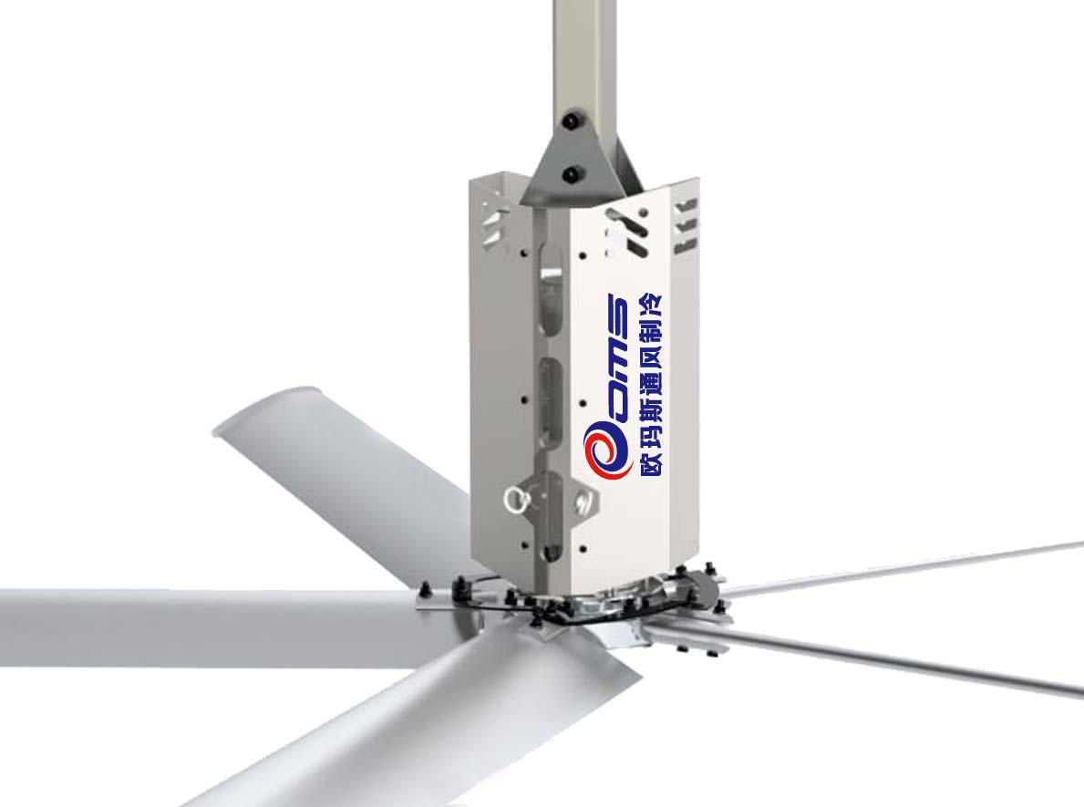 OMS-560M 大型工业风扇